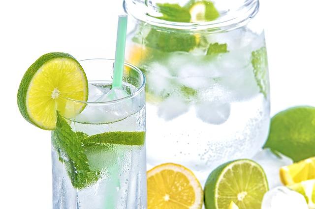 limetka a citron