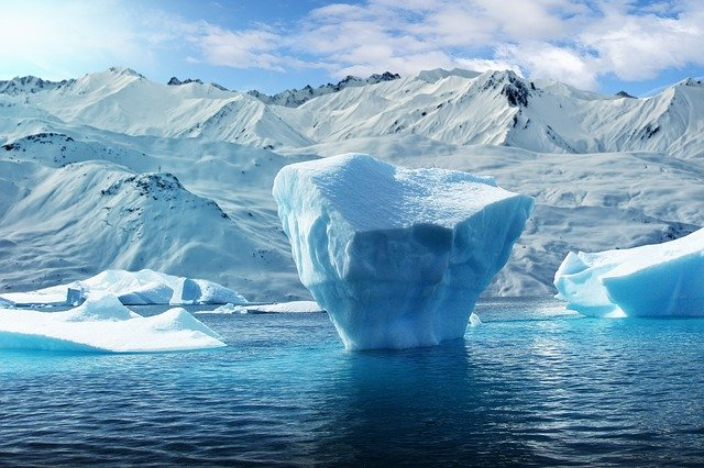 kus ledovce
